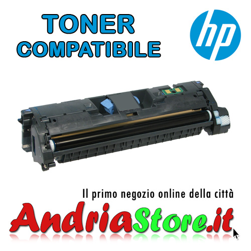 C9702A Toner compatibile Giallo 121A per HP LaserJet, 4000 copie