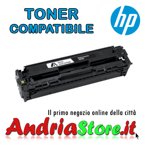 CC530A Toner Nero compatibile HP 304A 530A 30A, 3500 copie