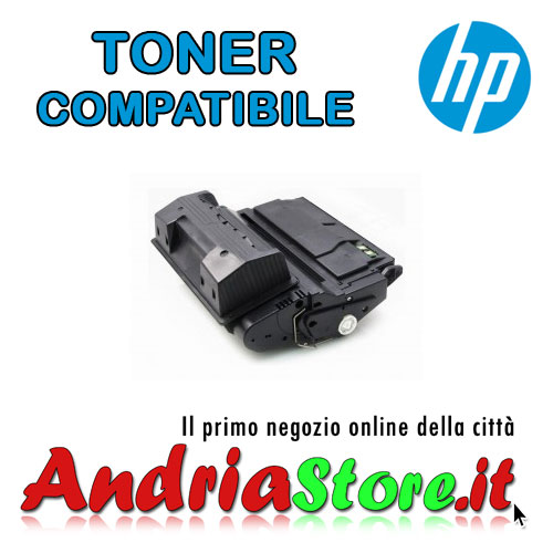 Q1338X Toner compatibile per HP 38A, 20000 copie