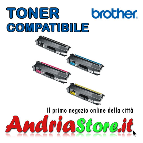 TN-325BK Toner compatibile Brother Nero TN325BK, 4000 copie