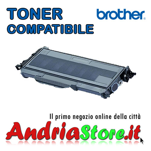 TN-2120 Toner compatibile per Brother AI-TN2120, 2500copie