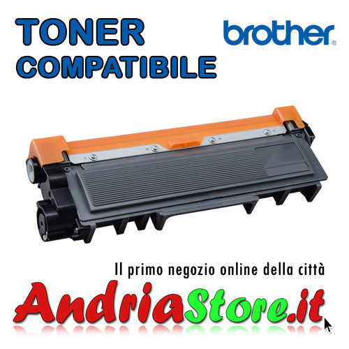TN-2320 Toner compatibile per Brother HL-L2300, 2600 copie al 5%